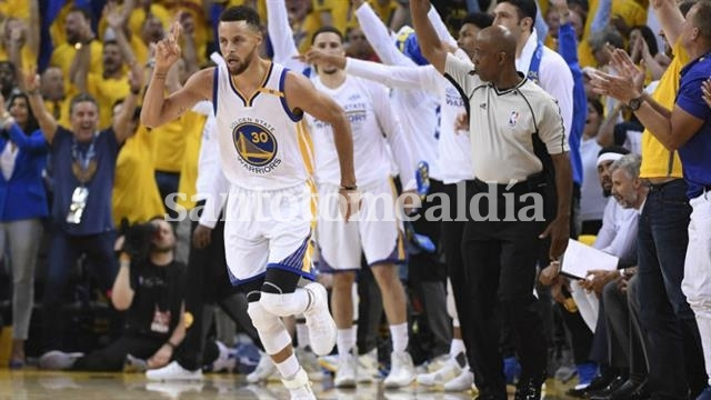 NBA: Golden State puso la final 2-0