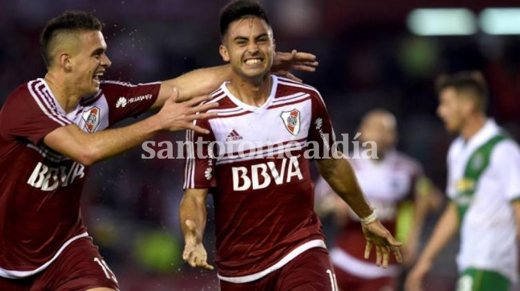 River se impuso a Banfield en el Monumental